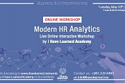 Modern HR Analytics - Online Workshop by I Have Learned Academy