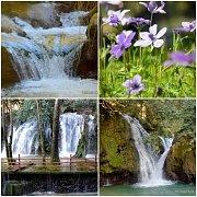 Deir Qamar-Baakline Waterfalls Hike with Wild Adventures