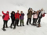 Snowshoeing West Laqlouq with Dale Corazon - Lebanese Explorers