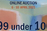 99 under 100 - Online Auction by Artscoops