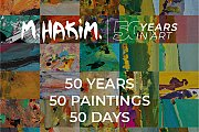 50 years in Art - Maroun Hakim