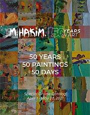 50 years in Art - Maroun Hakim