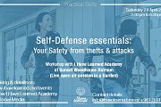 Self Defense Essentials: Your Safety from Theft & Attacks - Live Session by I Have Learned Academy