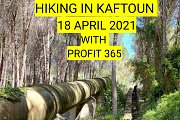 Hiking to Kaftoun