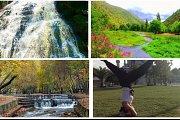 Oyoun Samak Hike & Yoga session with Golden feet