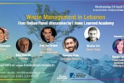 Waste Management in Lebanon - Free Online Panel Discussion by I Have Learned Academy