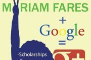 Myriam Fares + Google = Google+
