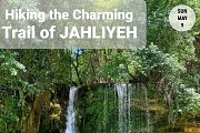 Hiking the Charming River Trail of JAHLIYEH with Green Steps