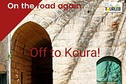 On The Road Again - off to Koura