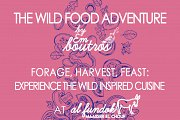 Wild Food Adventure  at Alfundok