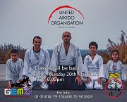 Aikido Adult Classes are back