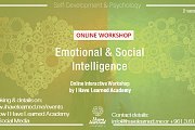Emotional & Social Intelligence - An online program by I Have Learned Academy