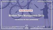 Modern Time Management Skills - Online Workshop by I Have Learned Academy