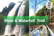 Hiking the River and Waterfall Trail from Tannourine El Tahta to Kfarhilda with Green Steps