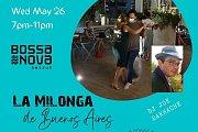 Outdoor Tango Dancing at Bossa Nova Hotel Beirut