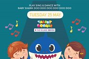 """Play and Dance with """" BABY SHARK"""""""