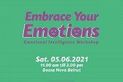 Embrace Your Emotions- An Emotional Intelligence workshop