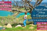 Magical Lakes Hike at Kfarsalwen