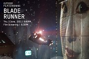 🎥 Outdoor Film Screening - Blade Runner (1982) at Bossa Nova Hotel