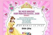 Princess School Season 5 With Princess BELLE