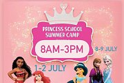 Princess School Season 5 With Princess Moana at The Talent Square