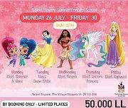Princess School Season 5 With Princess Unicorn at The Talent Square