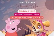 Play , Dance with Peppa Pig and Skye at Talent Square