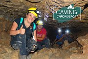 Explore the cave with Chrono Sport