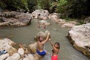 Jannet Chouwen- Hike & Swim with Dale Corazon - Lebanon Explores