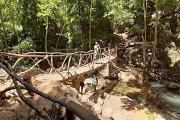 New Trail Ouady Nabaa Dalli with Dale Corazon  -  Lebanon Explorers