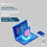 Cybersecurity Basics Free Online Session With Saradar Bank powered by I Have Learned Academy