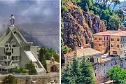 Ehden to Qadisha valley with Golden feet