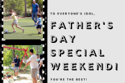 Father's Day Weekend at Belbol Village