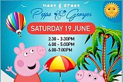 Play , Dance with Peppa Pig and Georges