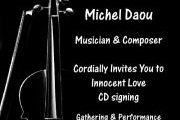INNOCENT  LOVE - Concert by Michel Daou