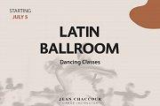 Latin Ballroom Dancing Classes