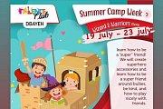 Wizard & Warriors Summer Camp week 3