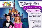 Disney Week Summer Camp week 1