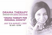 DRAMA THERAPY FOR PERSONAL GROWTH - WORKSHOP WITH ZEINA DACCACHE