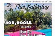 MPool Summer Edition Brunch