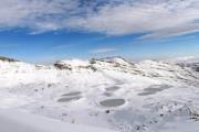 """Peter's path..."" - Snowshoeing Laklouk El Aakoura"