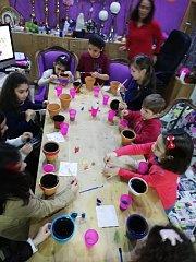 Plantation day for Kids