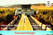 Couvent Rouge Sunset Experience: Hiking from Beshwet to Deir El Ahmar & Wine evening with Green Steps