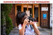 Photography  Workshop for Teenagers