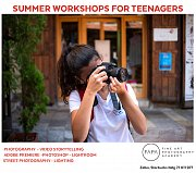Basic Photography Course for Teenagers with FAPA