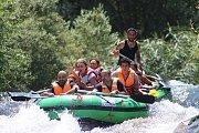 Rafting at Assi River  with Dale Corazon - Lebanon Explorers