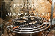 BBQ Station at Guitar Studio and Co