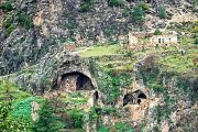 Hadchit - Wadi Houlet (New trail) Qadisha Valley   HighKings