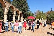 Anjar historical sites & Taanayel Farms