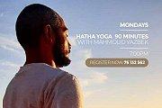 Hatha Yoga with Mahmoud at Zencorner Baabda
